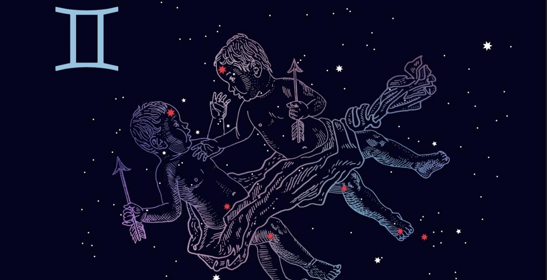 brightest stars in Gemini