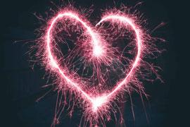 love stars symbol