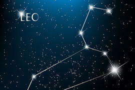 leo constellation legend