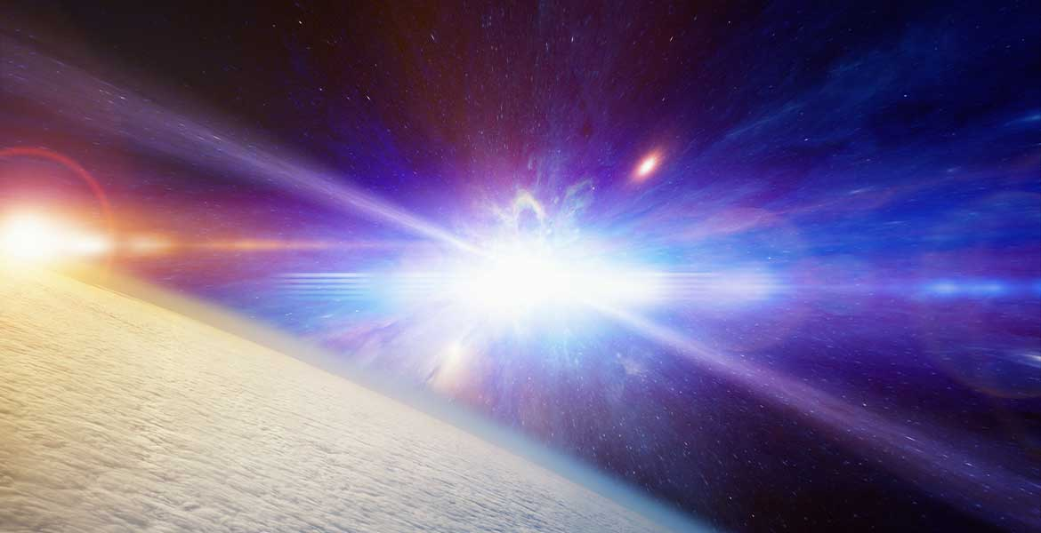 formation of supernovae