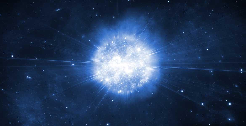 How bright are supernovas?