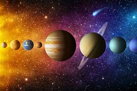why are planets round
