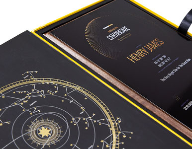 Premium Gold Engraved Gift Box